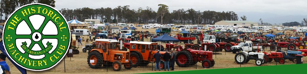 The Historical Machinery Club of Tasmania inc